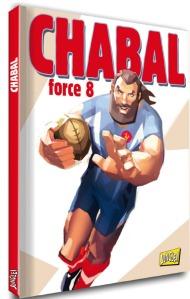 le dvd du dessin animé chabal